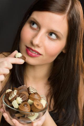 Chudnutie s čokoládou